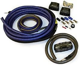 Kicker 09PKD4 4AWG ROHS Compliant Dual Amplifier Power Kit
