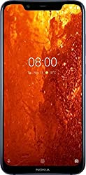 Nokia 8.1 (Blue, 6GB RAM, 128GB Storage)