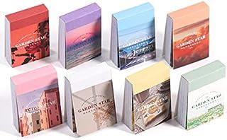 Autocollants de Scrapbooking, 400 PCS Gommette, Ensemble D'autocollants, Stickers pour Album Journal Livres Ordinateur Por...