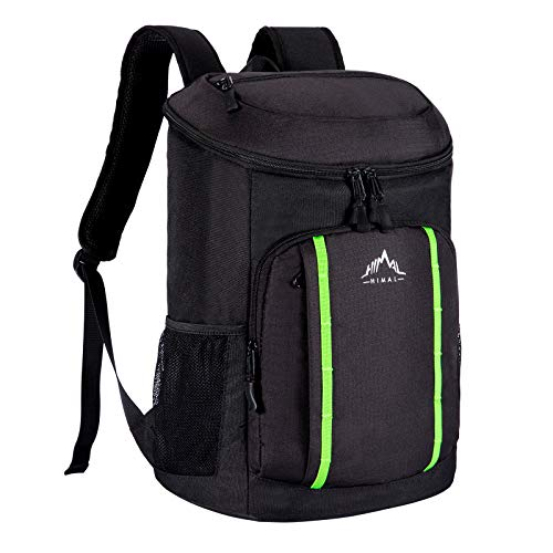Himal Outdoors Insulated Cooler Backpack, Lightweight Leak-Proof Soft Cooler Bag...