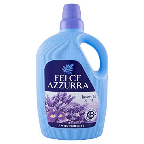 Felce Azzurra Weichspüler Lavendel und Iris–Packung von 1x 3000ml–insgesamt: 3000ml