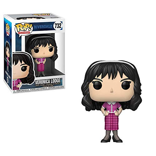 Funko 34456 Pop Vinilo: Riverdale: Dream Sequence Veronica, Multi