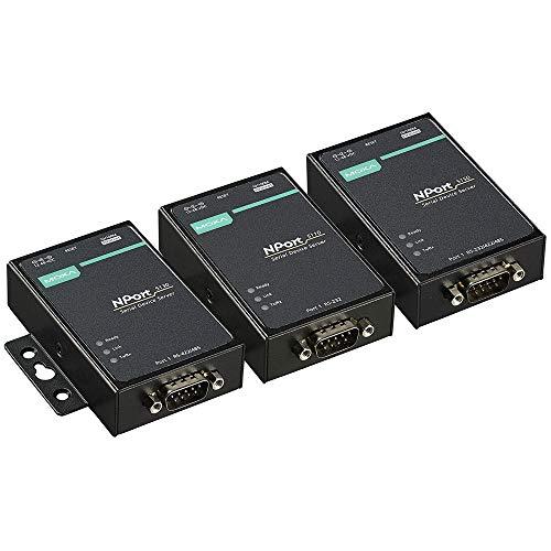 MOXA Fast Ethernet Konverter NPort 5110, 1 Port seriell