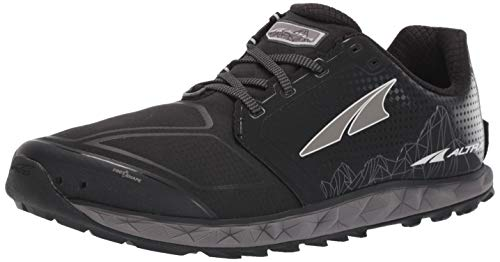 ALTRA Men's AFM1953G Superior 4 Trail Running Shoe, Black - 12 D(M) US