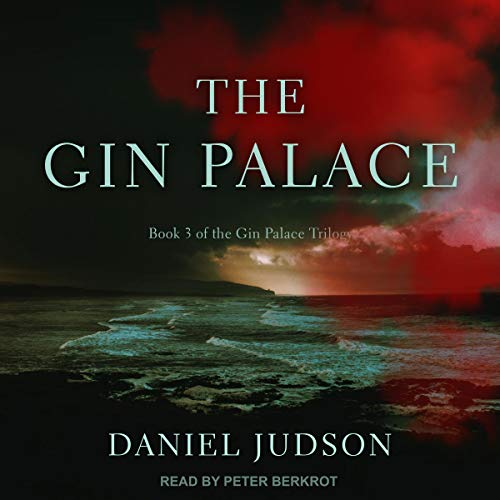 The Gin Palace audiobook cover art