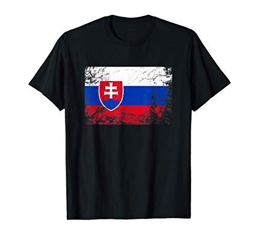 Slowakei Flagge tshirt für Männer Frauen und Kinder T-Shirt