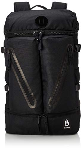 [ニクソン] Scripps Backpack II C2821001-00 All Black [並行輸入品]