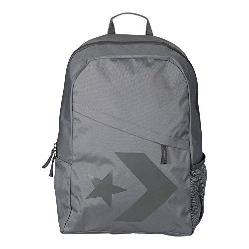 Converse Mochila Backpack para mujer Star Chevron River Rock gris
