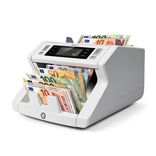 Safescan 2265 – Compteuse de billets pour les billets non triés avec une détection des faux billets sur 5 points.