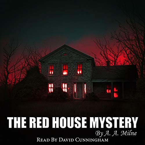 The Red House Mystery Titelbild