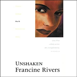 Unshaken audiobook cover art