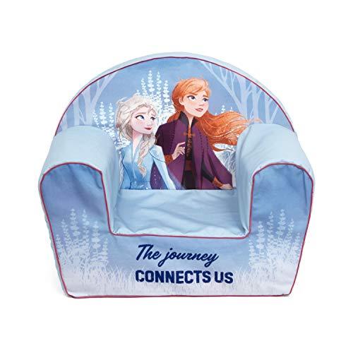 ARDITEX WD13008 Sofá Desenfundable de Espuma 42x52x32cm de Disney-Frozen II