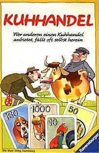 Kuhhandel (Kartenspiel). Von Rüdiger