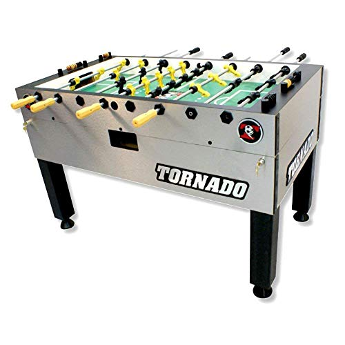 Tornado Tournament 3000 Foosball Table - Made in The USA - Commercial...