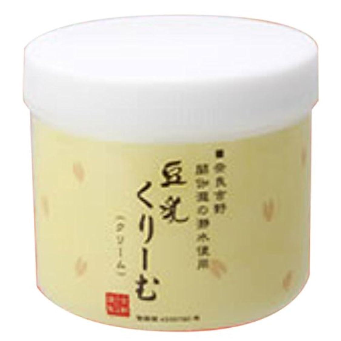 製造野望砦吉野ふじや謹製 とうにゅうくりーむ (豆乳美容クリーム) 3個セット