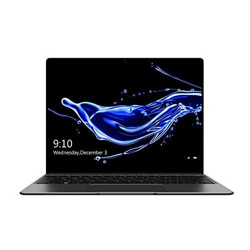 CHUWI GemiBook 13-Inch Laptop, 12GB RAM, 256GB SSD, Intel Celeron J4115 Processor(Up to 2.5 GHZ), 2K (2160x1440) IPS Display, 4K Video Decoding, Windows 10 Home, Fast Charge