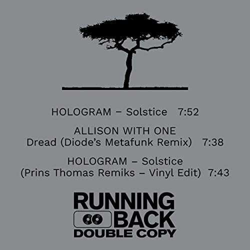 Hologram & Allison With One