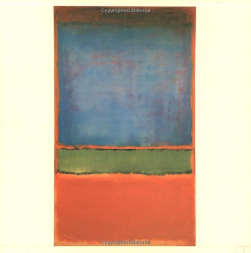 Mark Rothko: The Works on Canvas: The Works on Canvas - A Catalogue Raisonne (Yale Language)