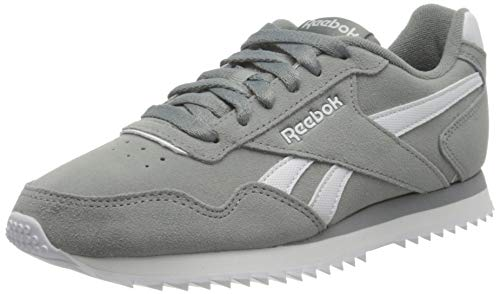 Reebok Herren Royal Glide Ripple Sneaker, Flint Grey/White, 43 EU
