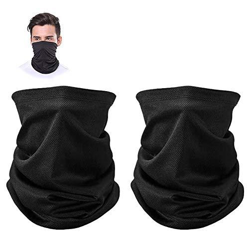 Multifunktionale Kopfbedeckung,Bandana-Schal,vielseitige Polyester-Faser,Sport- und Freizeit-Kopfbedeckung,elastisches Schlauch, magisches Stirnband,Gamasche,Sturmhaube
