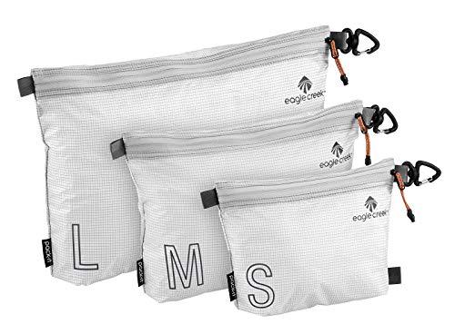eagle Creek Pack-it Specter Tech Sac de Rangement pour valises 38 cm, Noir / Blanc (Noir) - EC0A3CWZ233