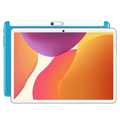 tablet PC 10.1 Pulgadas Android Inteligente PC IPS HD Pantalla Pantalla táctil Ultrafina PC Procesador de Cuatro núcleos 1 + 16GB