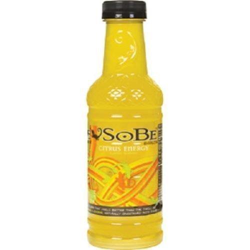 SoBe Elixer Citrus Energy 20 Oz by Sobe