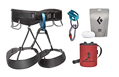 Black Diamond Momentum Harness Package