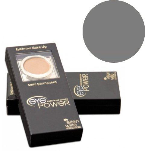 ellen wille Eyepower Augenbrauen Make-Up permanent - 002 charcoal