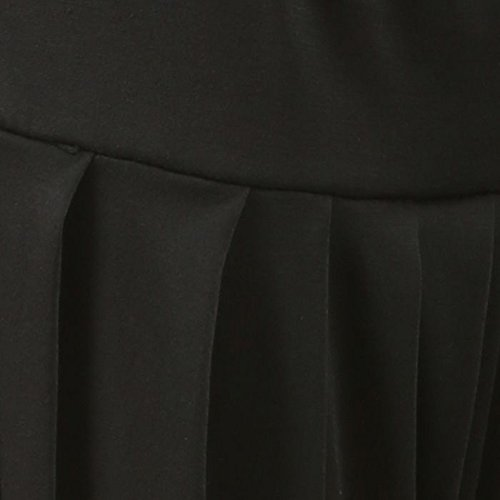 Buy That Trendz Women's Relaxed Fit Cotton Viscose Lycra Dhoti Patiyala Salwar Harem Bottom Pants Black Rani Pink Large Combo Pack of 2