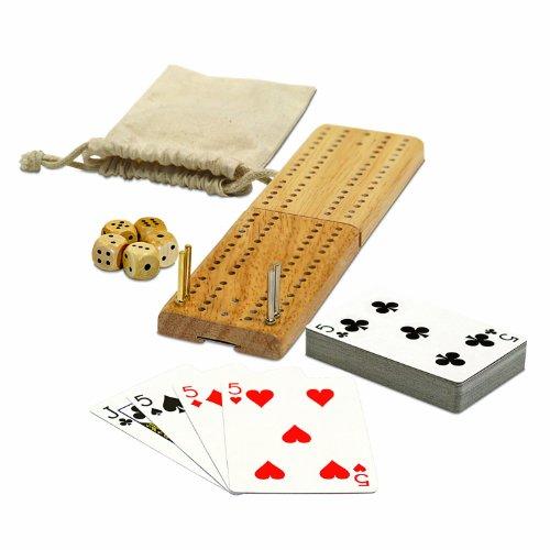 ivory cribbage board - 9