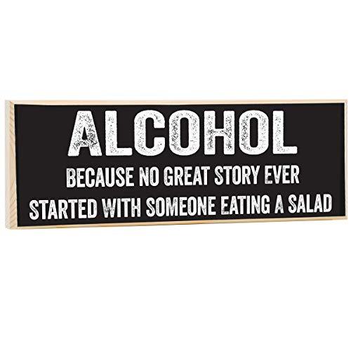 Make Em Laugh Alcohol, Because No Great Story Ever...