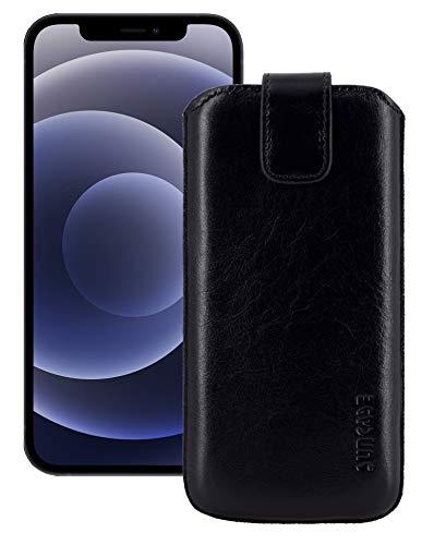 Suncase Etui Tasche kompatibel mit Apple iPhone 12 Mini (5.4
