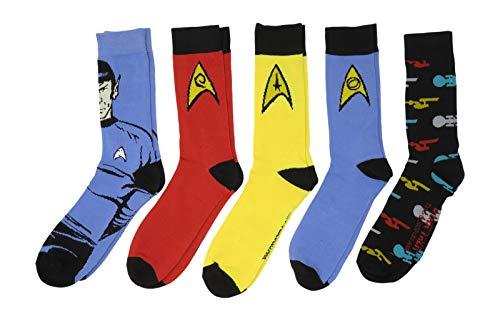 Spock Crew Socks