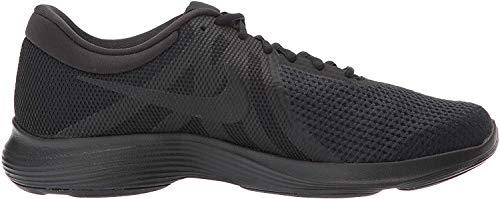 Nike Men's Revolution 4 Running Shoe, black/black, 10 Regular US
