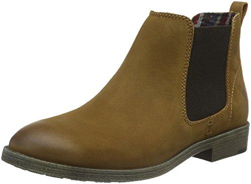 Tamaris Damen 25071 Chelsea Boots, Braun (Muscat 311), 39 EU