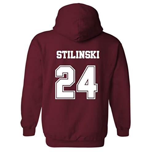 CosplayGo Teen Wolf Hoodie Stilinski 24 - Pullover/Sweatshirt Unisex (XS)