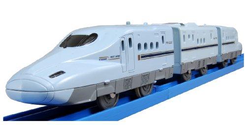 Plarail S-04 N700 Shinkansen Serie de luz Mizuho Sakura