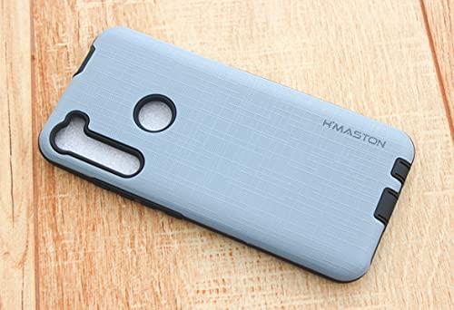 Capa Antishock Motorola Moto One Fusion PLUS - Cinza