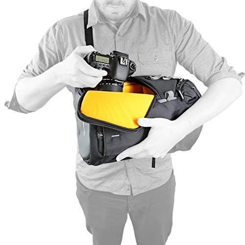 Veo Discover 42 - Mochila fotográfica y bandolera para cámara réflex