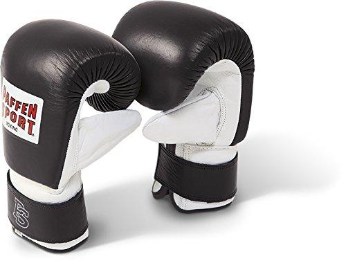 Paffen Sport PRO Boxsack-Handschuhe; schwarz/weiß; GR: L/XL