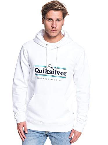 Quiksilver Get Buzzy Hoody Men - Sudadera con Capucha Hombre