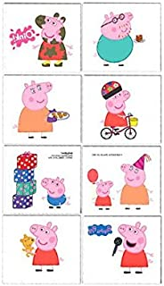 Tattoo Favors   Peppa Pig Collection   Party Accessory