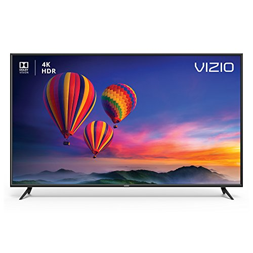 VIZIO E-Series 70' Class (69.5' Diag.) 4K Ultra HD HDR Smart TV – E70-F3