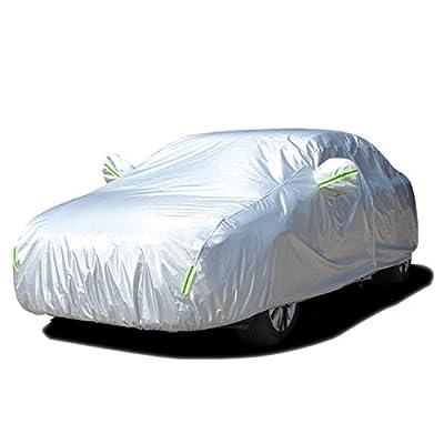 Apsung Universal Car Cover for Sedan, Waterproo...