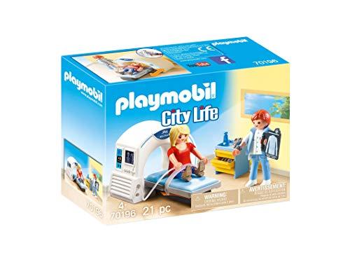 PLAYMOBIL City Life 70196 Beim Facharzt: Radiologe, Ab 4 Jahren