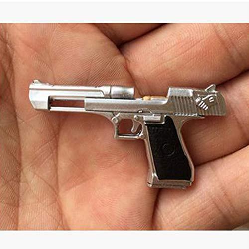DishyKooker Exquisite verschleißfeste Simulation 1:6 Desert Eagle Pistole Modeling Spielzeug