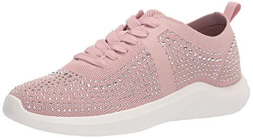 Clarks Zapatillas Deportivas Nova Spark para Mujer, Color Rosa, Talla 8.5