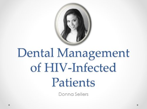 Dental Management of HIV Infected Patients (English Edition) PDF Books