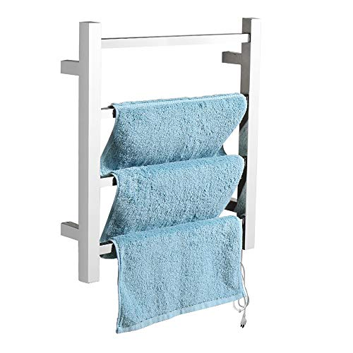 SHARNDY Electric Heated Towel Warmer Rack ETW13-2A (ORB)